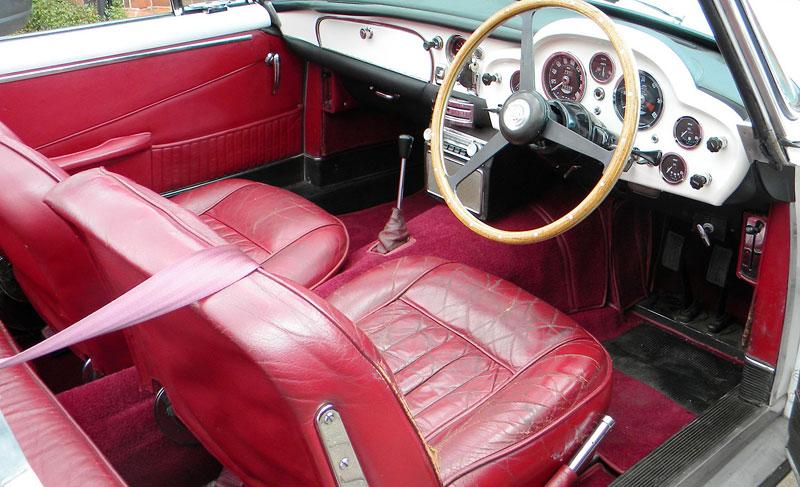 Aston Martin DB5 Convertible: vzácný kabriolet na prodej: - fotka 2
