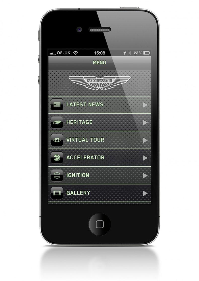 Máte rádi Aston Martin? Máme pro vás zajímavý prográmek!: - fotka 5