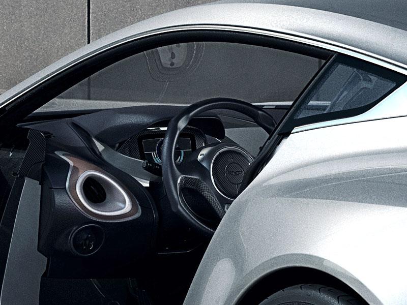 """Aston Martin: nejvíce """"cool"""" značka v Británii: - fotka 12"""