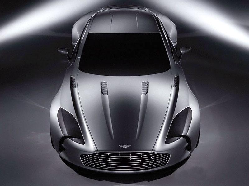 Aston Martin One-77 na výstavě ve Villa d'Este - nové fotografie: - fotka 24