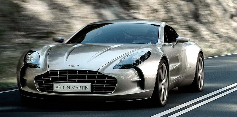 Aston Martin One-77: Desítka vozů poputuje na Střední východ: - fotka 26