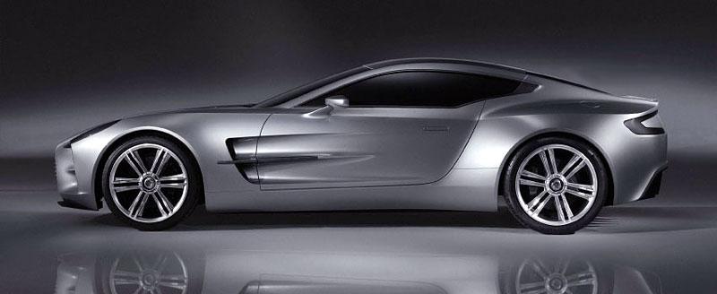 Aston Martin One-77 na výstavě ve Villa d'Este - nové fotografie: - fotka 27