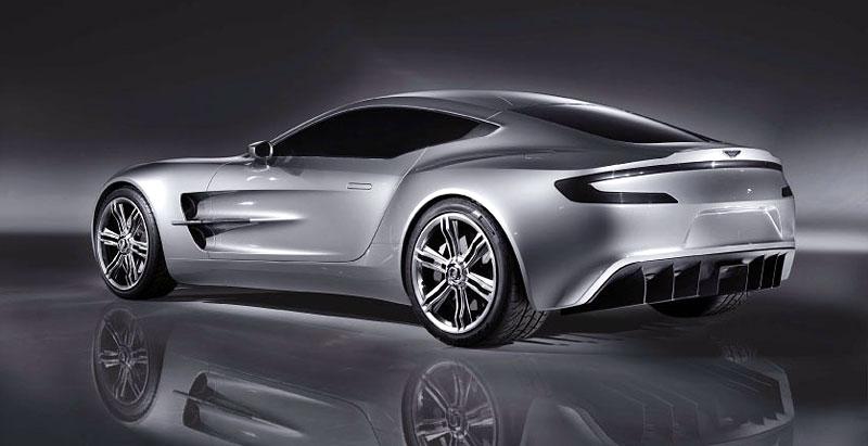 Aston Martin One-77: podrobnější informace: - fotka 4
