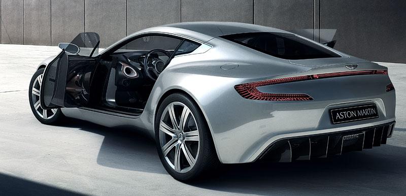 Aston Martin One-77: Desítka vozů poputuje na Střední východ: - fotka 32
