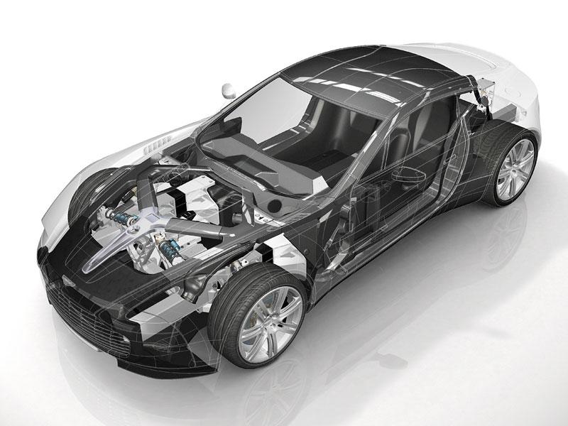 Aston Martin One-77: Desítka vozů poputuje na Střední východ: - fotka 33