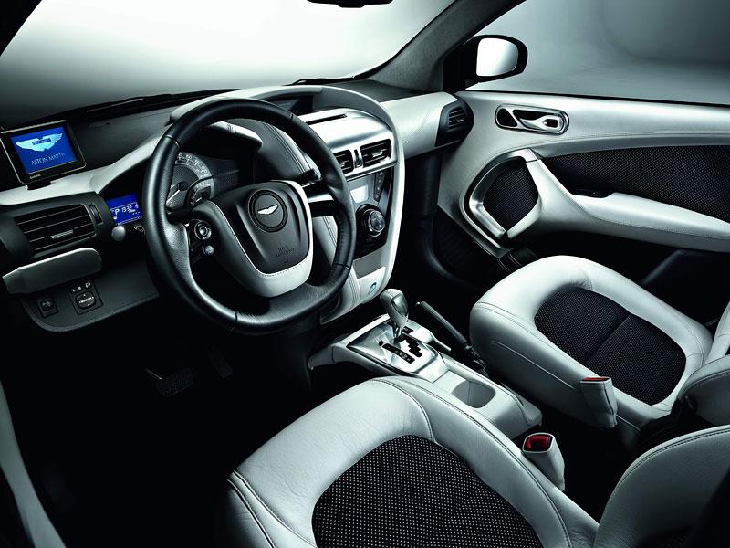 Aston Martin Cygnet: v prodeji od dubna za 900 tisíc: - fotka 1