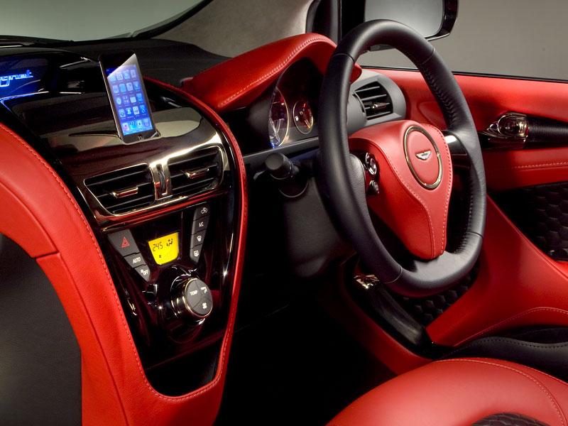 Aston Martin Cygnet: vyhoví sebešílenějšímu přání: - fotka 1