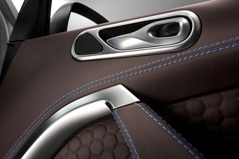 Aston Martin Cygnet & colette: miniauto za 49 tisíc éček: - fotka 4
