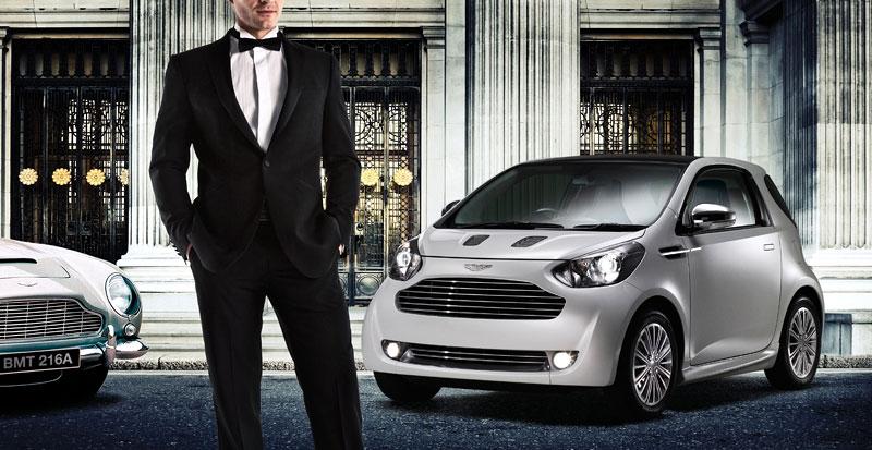 Aston Martin Cygnet: vyhoví sebešílenějšímu přání: - fotka 5