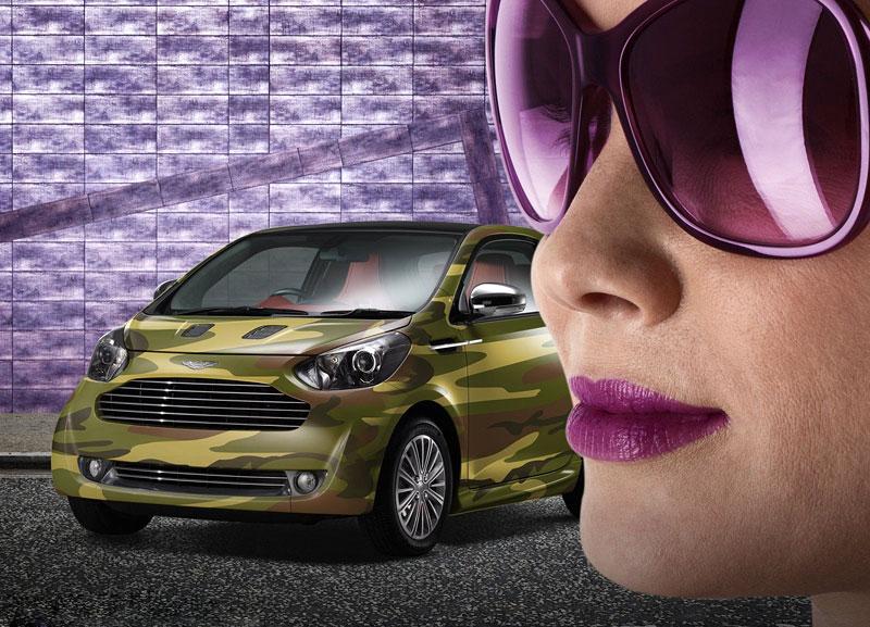 Aston Martin Cygnet má přispět k radikálnímu zvýšení prodejních čísel: - fotka 12