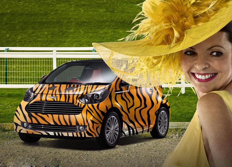 Aston Martin Cygnet: vyhoví sebešílenějšímu přání: - fotka 9