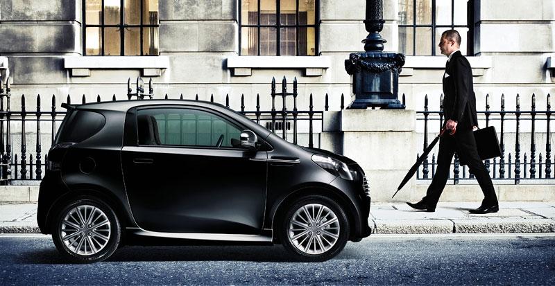 Aston Martin Cygnet má přispět k radikálnímu zvýšení prodejních čísel: - fotka 14