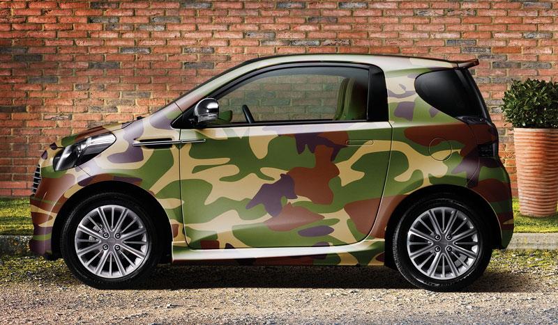 Aston Martin Cygnet: vyhoví sebešílenějšímu přání: - fotka 11