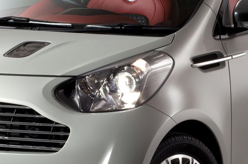 Aston Martin Cygnet má přispět k radikálnímu zvýšení prodejních čísel: - fotka 22