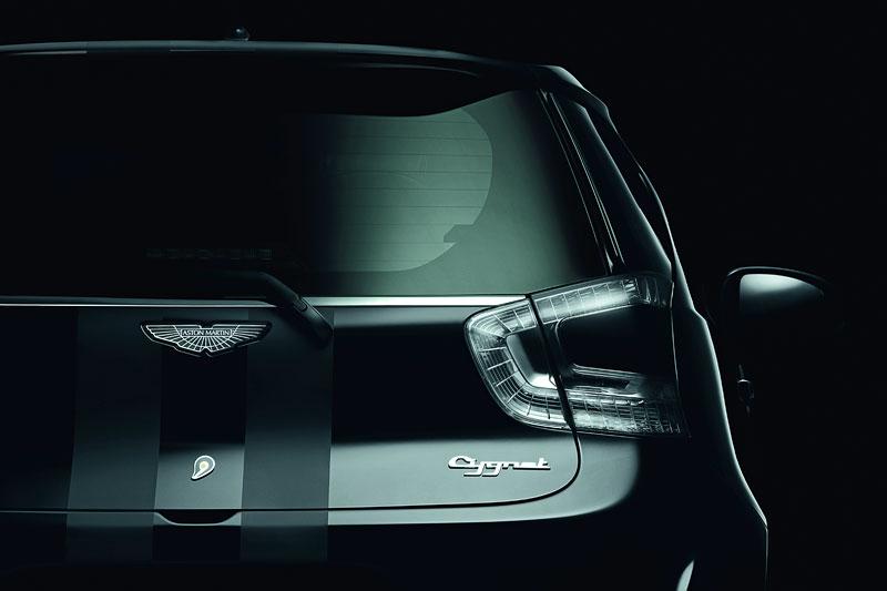 Aston Martin Cygnet: v prodeji od dubna za 900 tisíc: - fotka 8