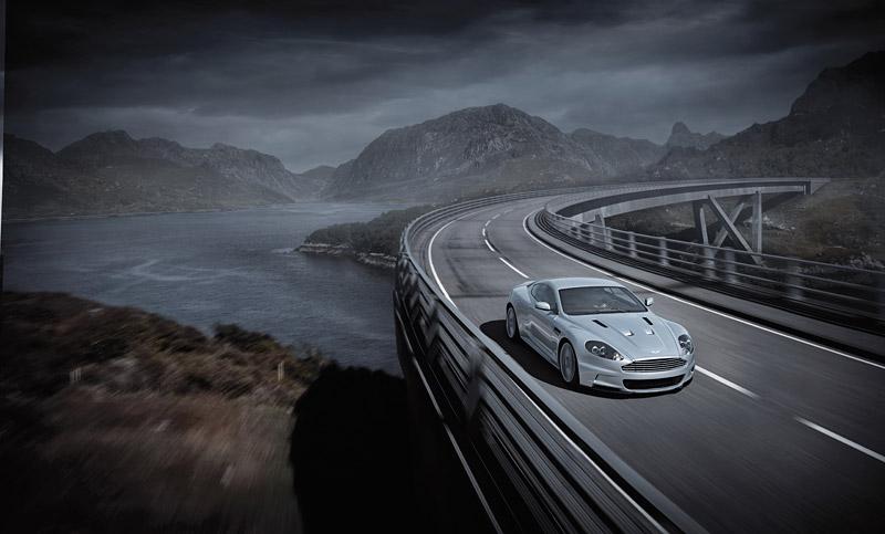 """Aston Martin: nejvíce """"cool"""" značka v Británii: - fotka 27"""