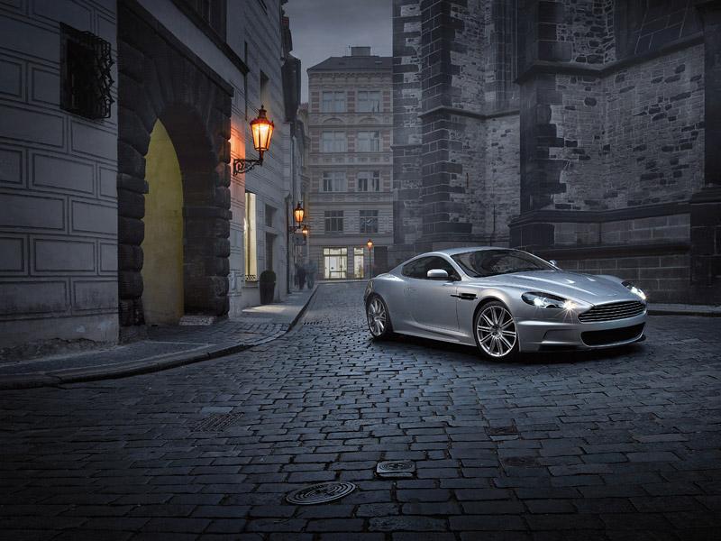 """Aston Martin: nejvíce """"cool"""" značka v Británii: - fotka 28"""