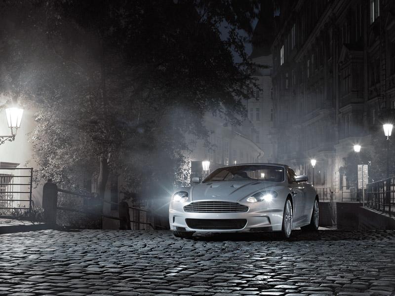 """Aston Martin: nejvíce """"cool"""" značka v Británii: - fotka 29"""