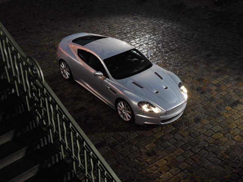 """Aston Martin: nejvíce """"cool"""" značka v Británii: - fotka 30"""