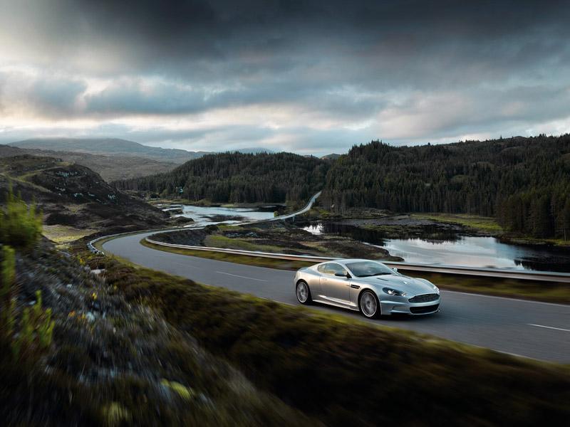 """Aston Martin: nejvíce """"cool"""" značka v Británii: - fotka 31"""