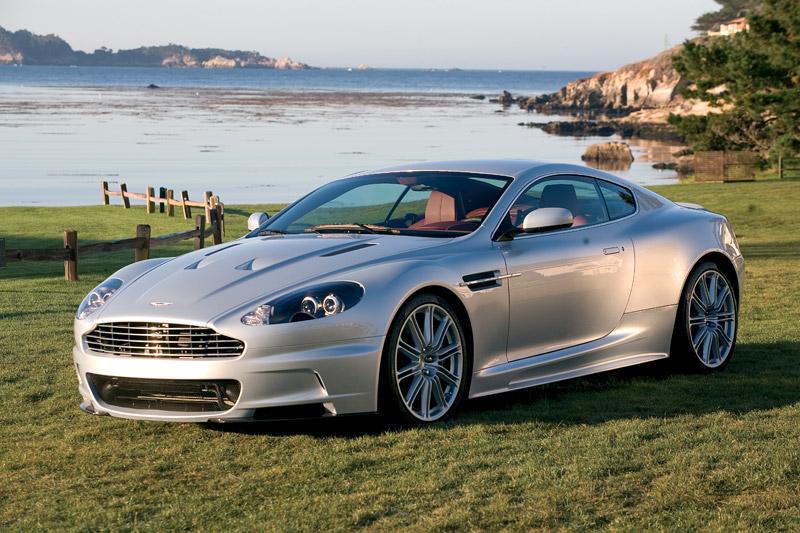 """Aston Martin: nejvíce """"cool"""" značka v Británii: - fotka 33"""