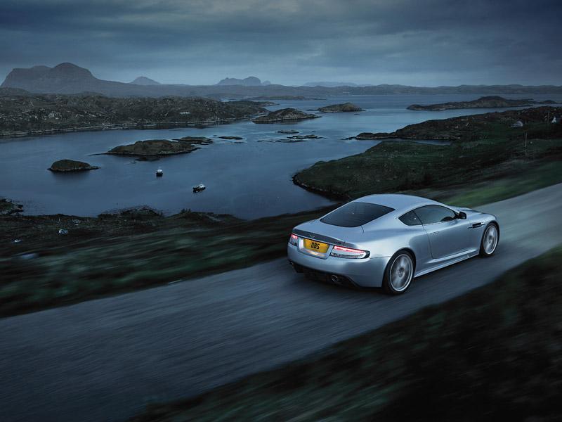 """Aston Martin: nejvíce """"cool"""" značka v Británii: - fotka 36"""