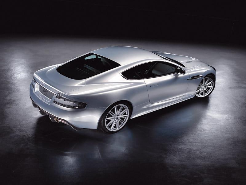 """Aston Martin: nejvíce """"cool"""" značka v Británii: - fotka 37"""