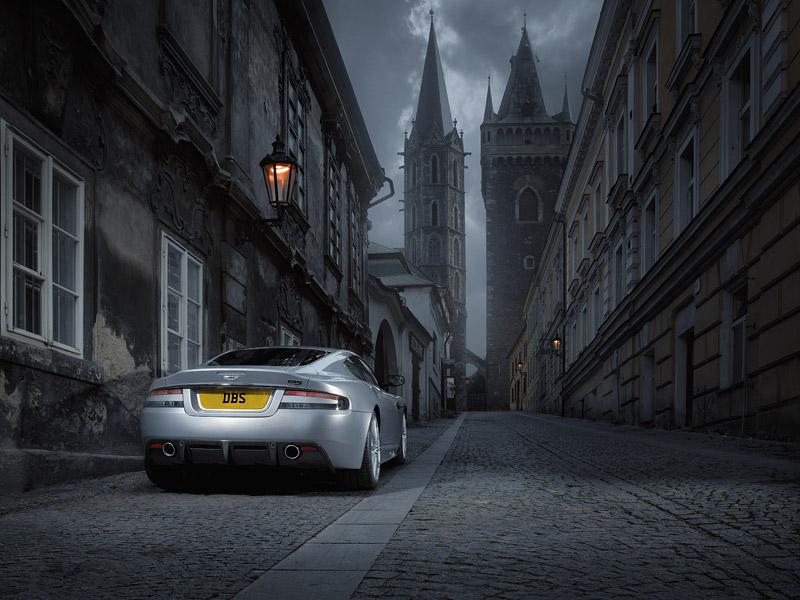 """Aston Martin: nejvíce """"cool"""" značka v Británii: - fotka 38"""