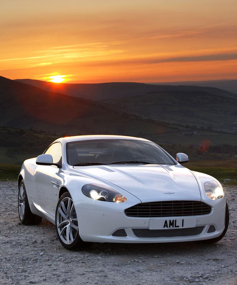 """Aston Martin: nejvíce """"cool"""" značka v Británii: - fotka 39"""