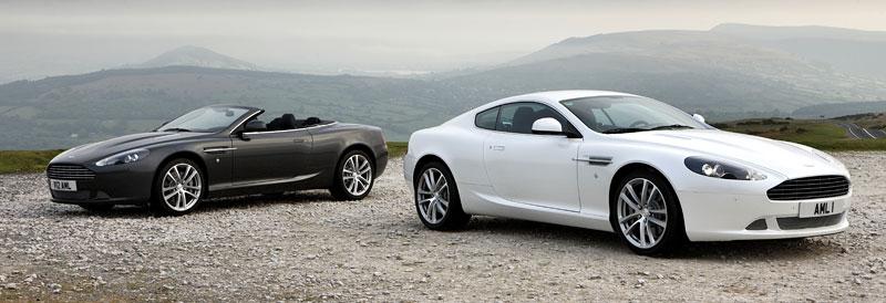 Aston Martin DB9: modernizované GT se představuje: - fotka 2