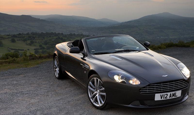 """Aston Martin: nejvíce """"cool"""" značka v Británii: - fotka 41"""