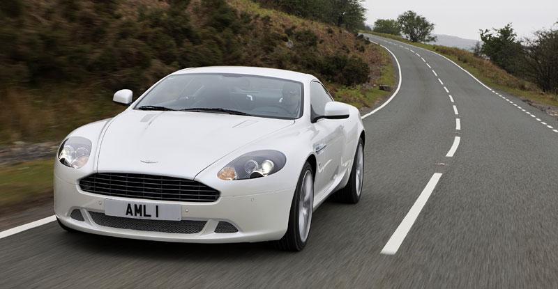 """Aston Martin: nejvíce """"cool"""" značka v Británii: - fotka 42"""