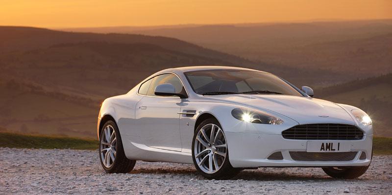 Aston Martin DB9: modernizované GT se představuje: - fotka 5
