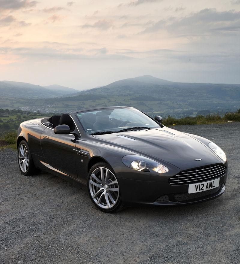 """Aston Martin: nejvíce """"cool"""" značka v Británii: - fotka 44"""