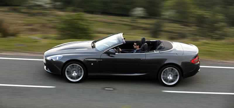 """Aston Martin: nejvíce """"cool"""" značka v Británii: - fotka 45"""