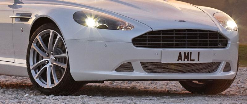 Aston Martin DB9: modernizované GT se představuje: - fotka 8