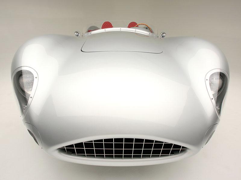 Rizk Auto: stylová replika Aston Martin DBR2: - fotka 5