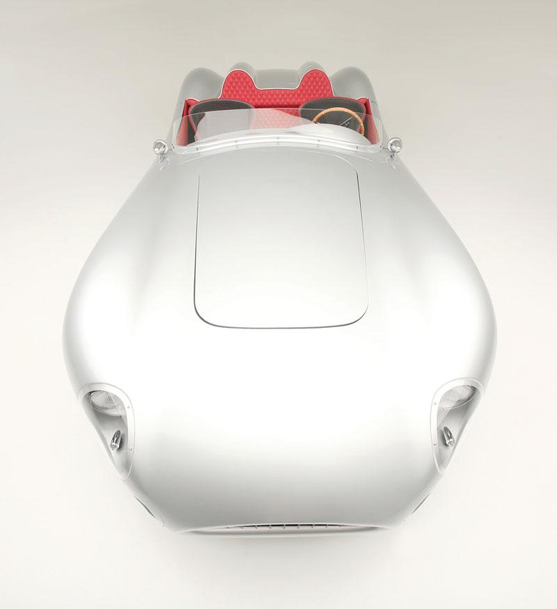 Rizk Auto: stylová replika Aston Martin DBR2: - fotka 8