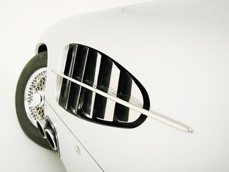 Rizk Auto: stylová replika Aston Martin DBR2: - fotka 18