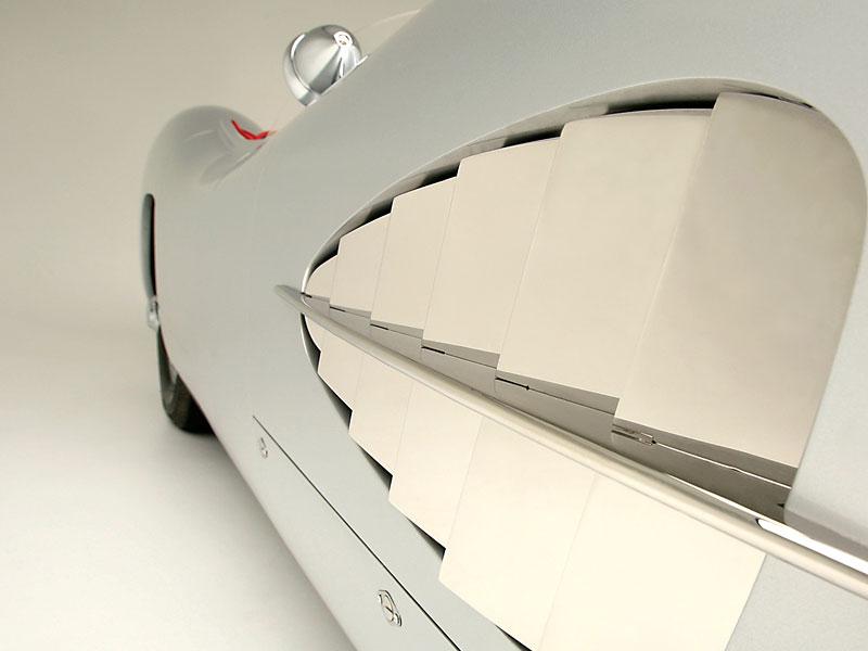 Rizk Auto: stylová replika Aston Martin DBR2: - fotka 19