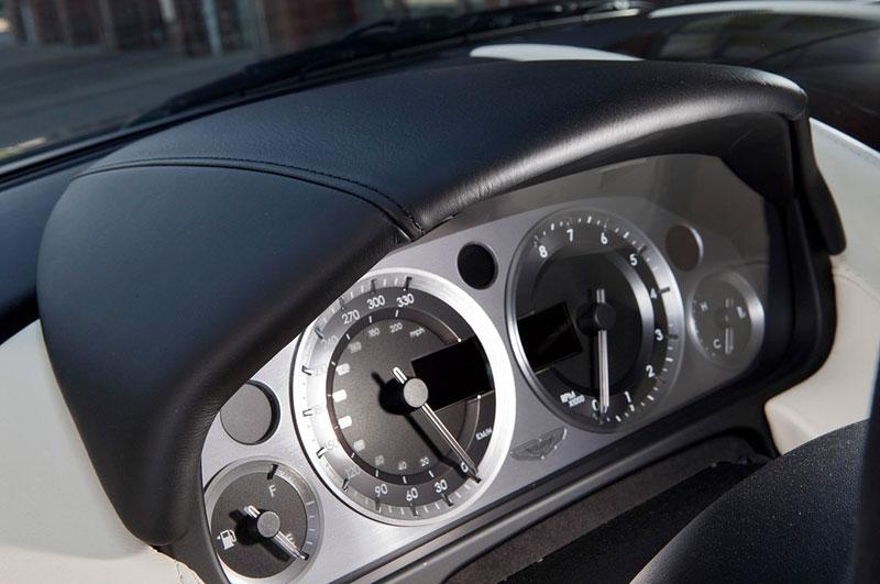 Edo competition: Aston Martin DB9 přetvořen na DBS: - fotka 1