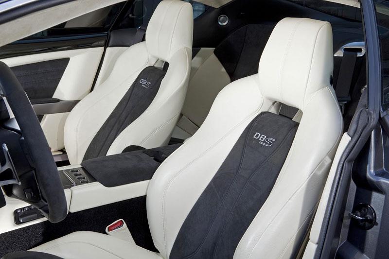 Edo competition: Aston Martin DB9 přetvořen na DBS: - fotka 5