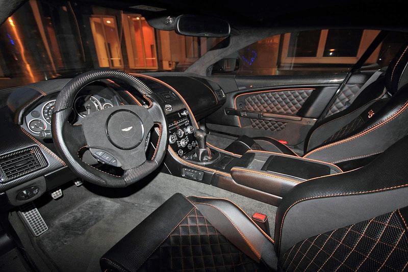 Anderson Casino Royale - vymazlený Aston Martin DBS: - fotka 1