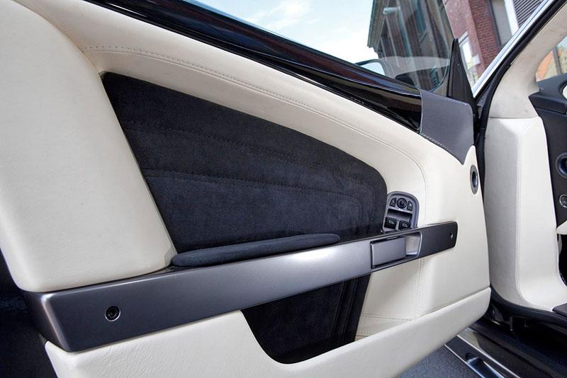 Edo competition: Aston Martin DB9 přetvořen na DBS: - fotka 6