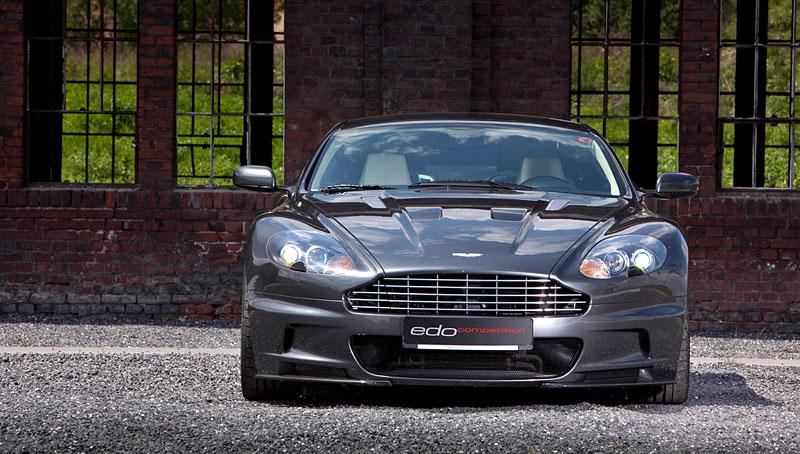 Edo competition: Aston Martin DB9 přetvořen na DBS: - fotka 12