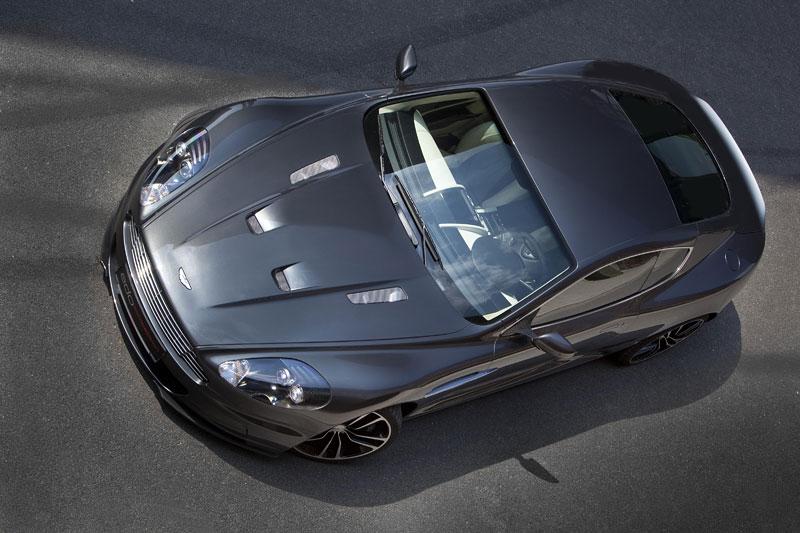 Edo competition: Aston Martin DB9 přetvořen na DBS: - fotka 14