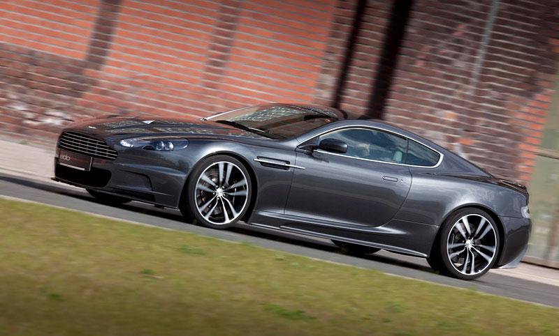 Edo competition: Aston Martin DB9 přetvořen na DBS: - fotka 18