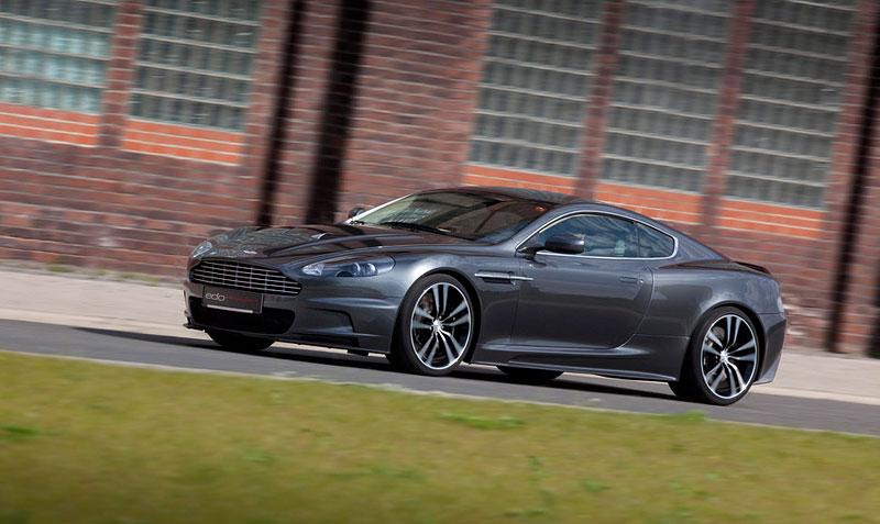 Edo competition: Aston Martin DB9 přetvořen na DBS: - fotka 19