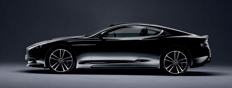 Aston Martin Carbon Black Edition: speciální vydání DBS a V12 Vantage: - fotka 4