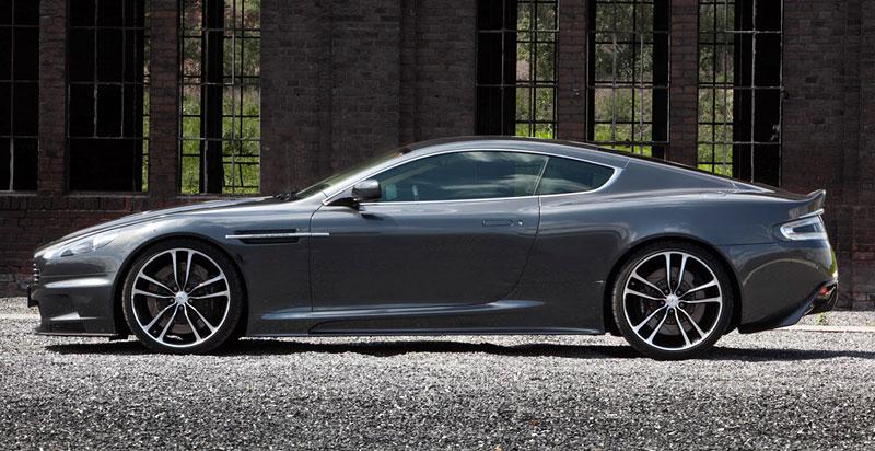 Edo competition: Aston Martin DB9 přetvořen na DBS: - fotka 20